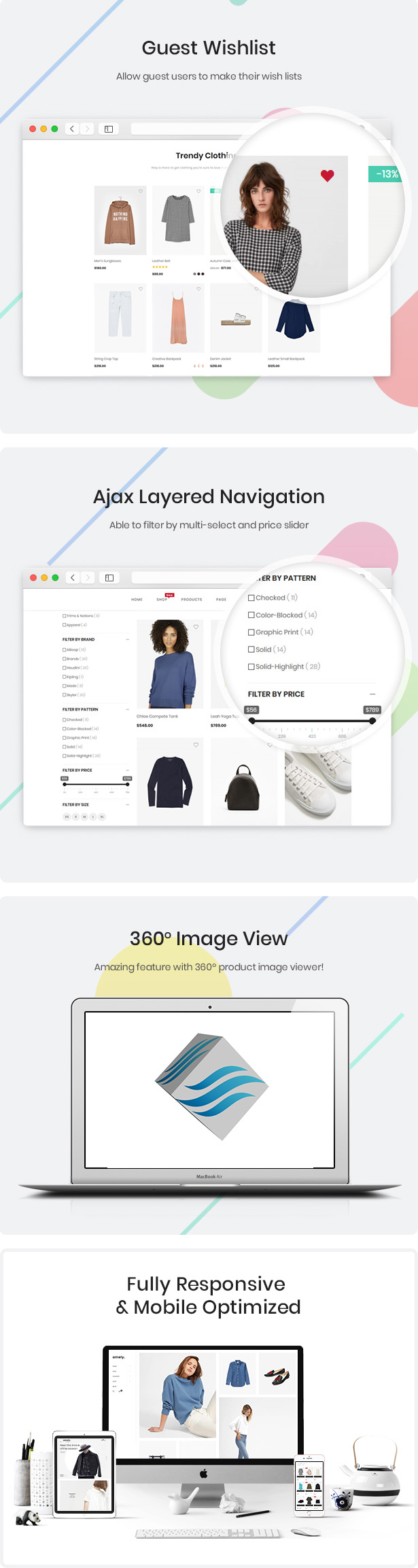 Amely - Clean & Modern Magento 2 Theme - 13