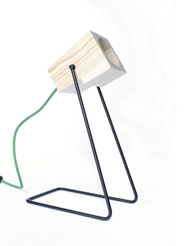 Down Bridge Floor Lamp