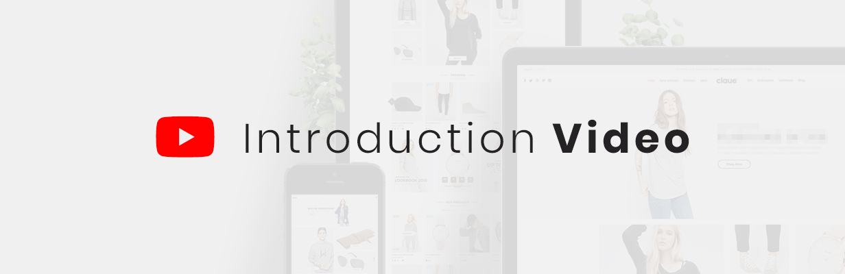 Claue - Clean, Minimal Magento 2 and 1 Theme - 6